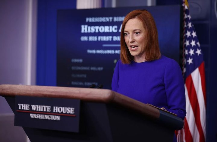 البيت الأبيض: يجب السيطرة على منصات التواصل بشكل أقوى
