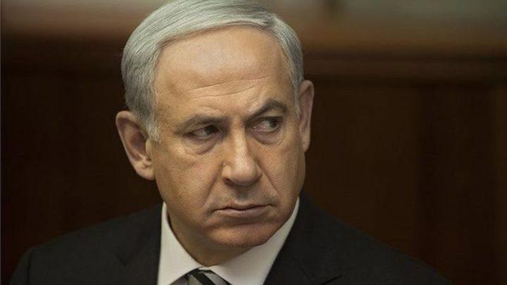 نتنياهو ينتقد حكومة بينت عقب عقد لقاءات مع أبو مازن