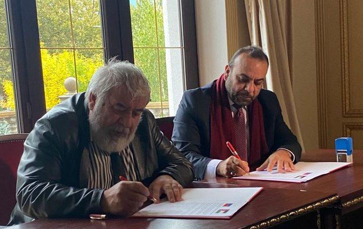 اتحاد الكتاب الفلسطينيين يوقّع اتفاقية تعاون مع نظيره الداغستاني