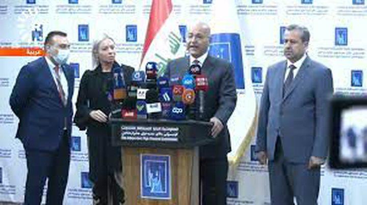 رئيسة بعثة الأمم المتحدة في العراق تحرج مترجما على الهواء
