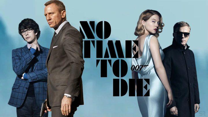 """""""لا وقت للموت"""" يحقق 121 مليون دولار في بداية عرضه عالميا"""