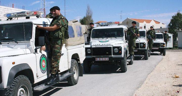 الأمن الوقائي في طولكرم يضبط مركبة مسروقة تعود لمواطن من الطيبة