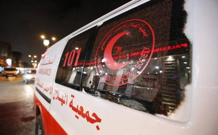 مصرع مواطن جراء انقلاب شاحنة في بلدة الرام شمال القدس