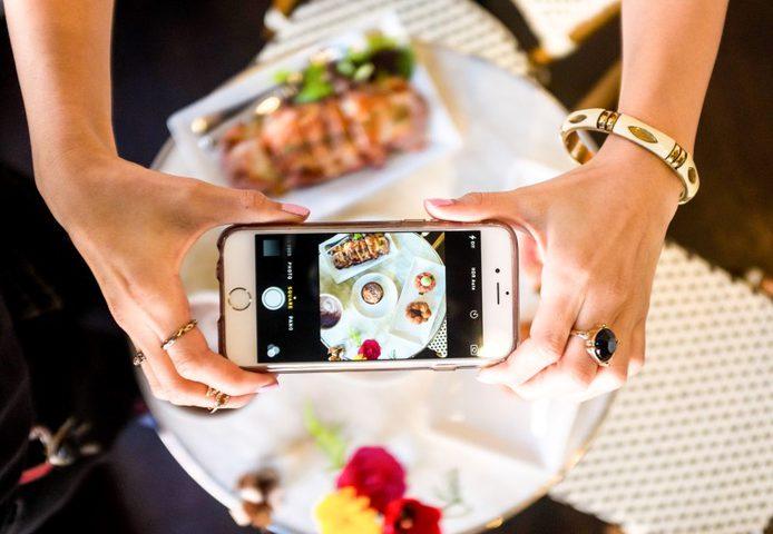 انستغرام: تصوير الطعام قد يسبب زيادة في الوزن