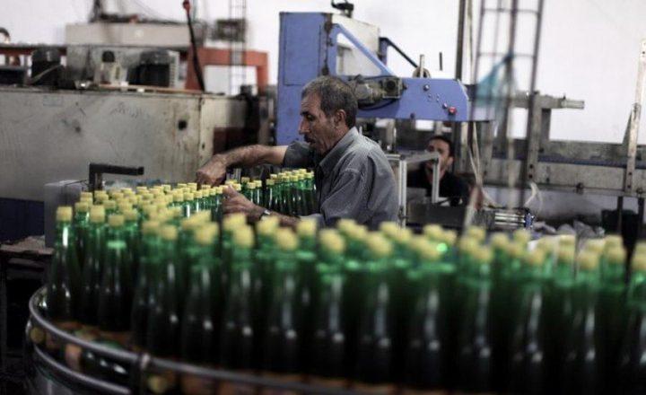 الإحصاء: ارتفاع الرقم القياسي لكميات الإنتاج الصناعي آب المنصرم