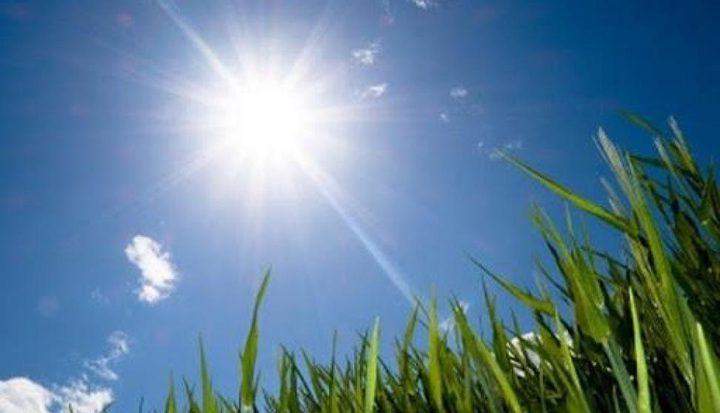 الطقس: ارتفاع طفيف على درجات الحرارة والأجواء معتدلة