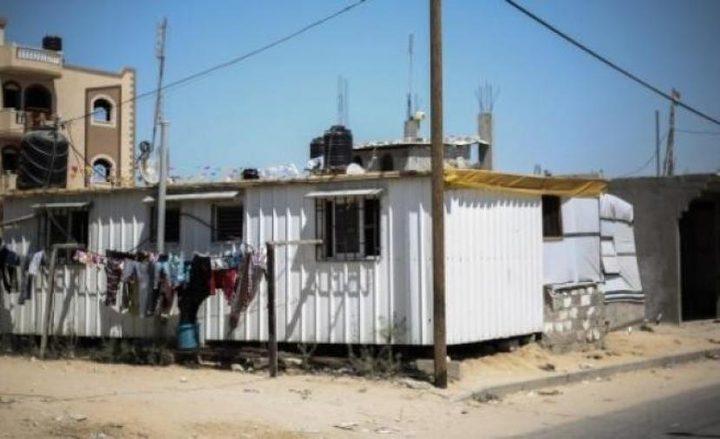 """الاحتلال يستولي على """"كرفان"""" زراعي شرق يطا"""