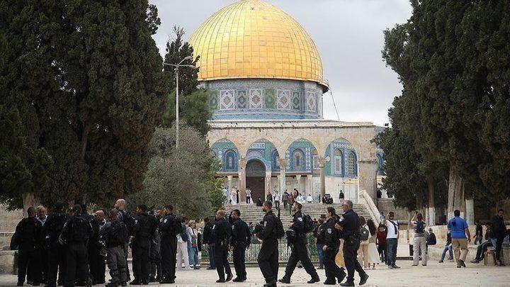 غيث:قرار السماح لليهود بالصلاة الصامتة في الأقصى يمثل سابقة خطيرة