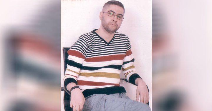 """""""شؤون الأسرى"""": الاحتلال مسؤول عن حياة الأسير المريض معتصم رداد"""