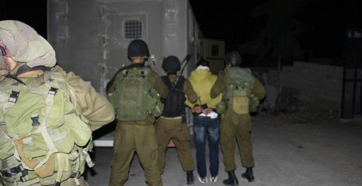 جنين: الاحتلال يعتقل أسيرا محررا من قباطية