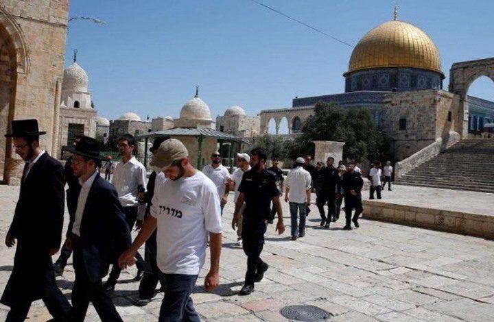فدا: قرار السماح لليهود بالصلاة في المسجد الأقصى عدوان جديد