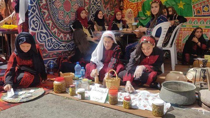 فعاليات إحياء يوم التراث الفلسطيني تعمّ أرجاء فلسطين