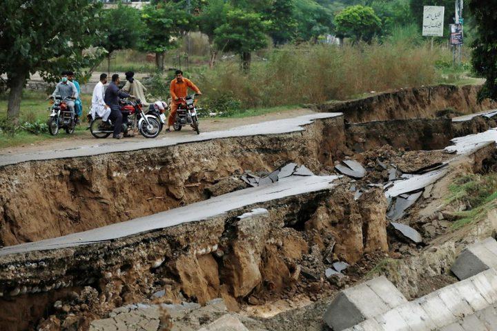 ارتفاع عدد ضحايا زلزال باكستان إلى 20 قتيلا