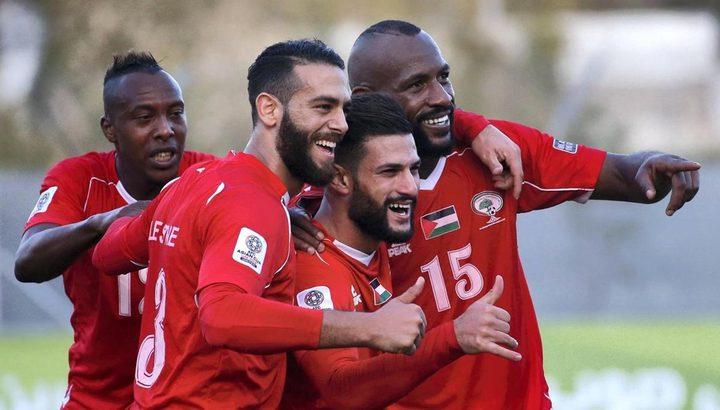 الفدائي الأولمبي يلاقي نظيره الإماراتي اليوم
