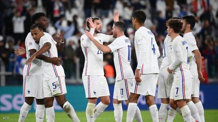 منتخب فرنسا يفوز على بلجيكا في 28 دقيقة و يصل النهائي