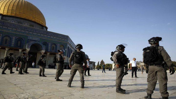 إلغاء قرار السماح لليهود بالصلاة في المسجد الأقصى
