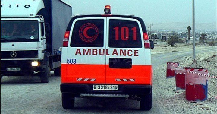 مصرع طفل في حادث دعس في بلدة اليامون غرب جنين