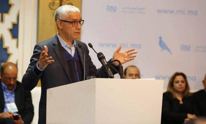 انتخاب راشيد الطالبي رئيسا لبرلمان المغرب
