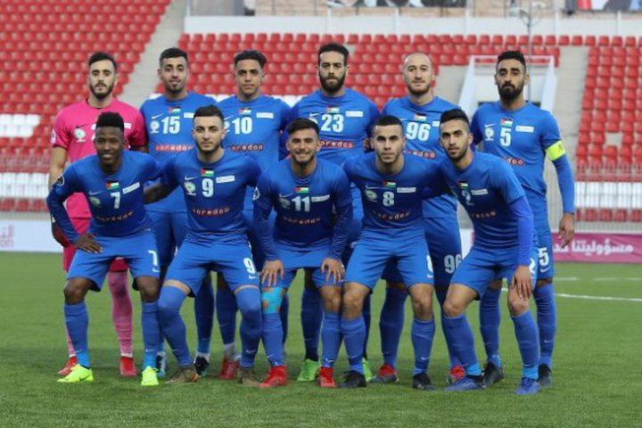 هلال العاصمة يلحق بالأمعري الهزيمة الرابعة بدوري المحترفين