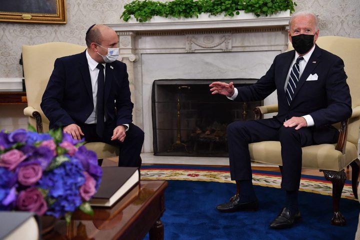 استياء إسرائيلي من موقف إدارة بايدن حيال إيران