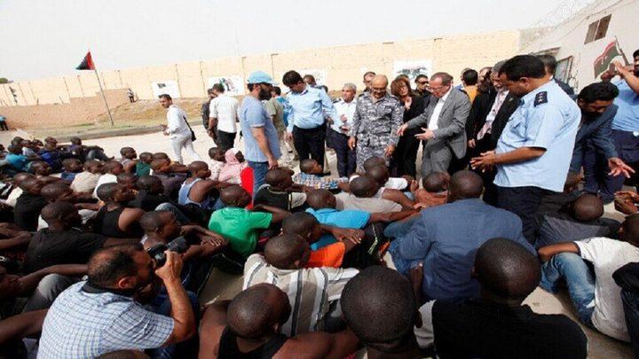 ليبيا تنفي استخدام القوة المفرطة ضد المهاجرين الفارين
