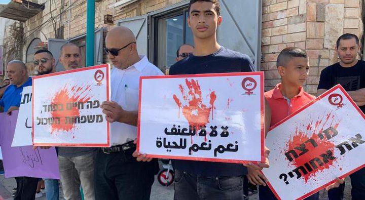 ما هي خطة حكومة الاحتلال لوقف تفشي الجريمة بالداخل ؟
