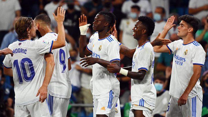 ريال مدريد يراقب لاعبين في نهائي دوري الأمم