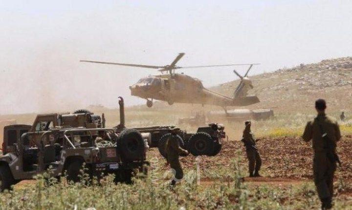 جيش الاحتلال: اطلاق صافرات الانذار ضمن مناورة عسكرية