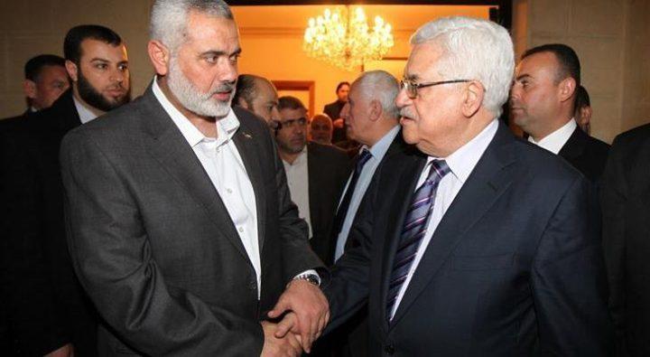 الإعلام العبري: جهود مصرية لعقد لقاء بين الرئيس عباس وقادة حماس