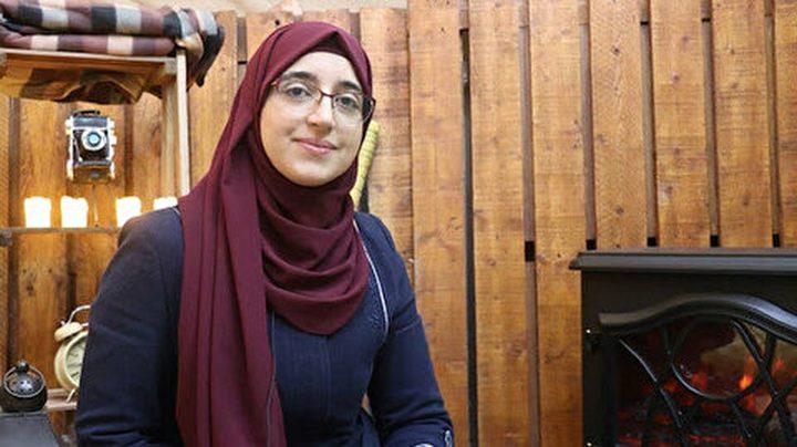 """الفلسطينية """"دعاء اشتية"""".. صنعت الأمل من بين أنقاض اليأس"""