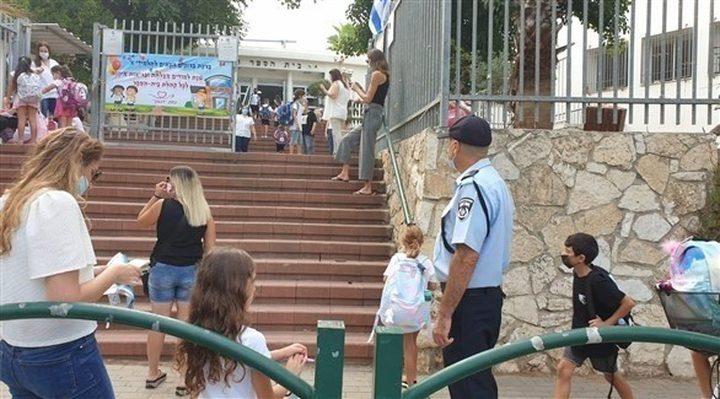 """بدء العام الدراسي في """"إسرائيل"""" وفق قواعد الشارة الخضراء"""