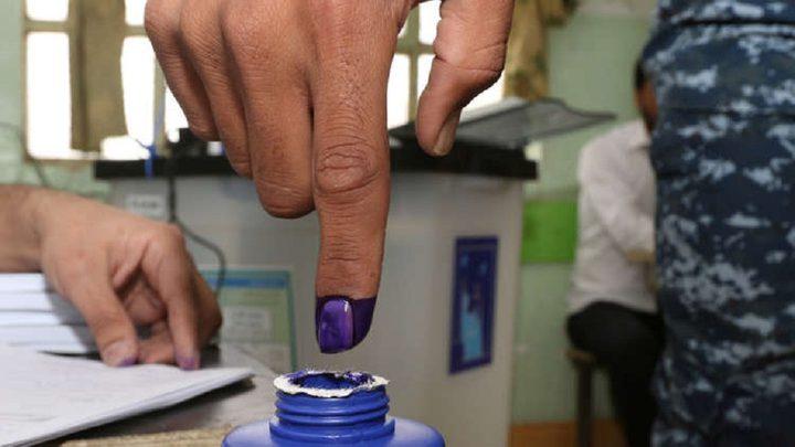 إغلاق صناديق الاقتراع للانتخابات البرلمانية في عموم العراق