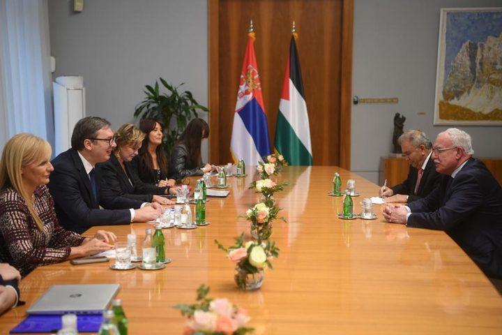 رئيس صربيا يؤكد أن بلاده لن تنقل سفارتها الى القدس