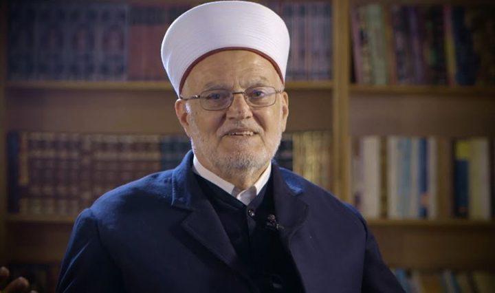 الاحتلال يستدعي خطيب المسجد الأقصى عكرمة صبري