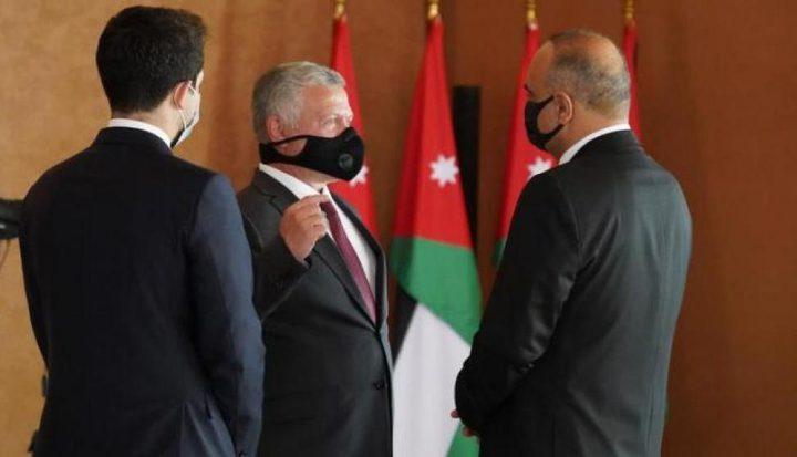 تعديل جديد على الحكومة الأردنية شمل 8 وزارات