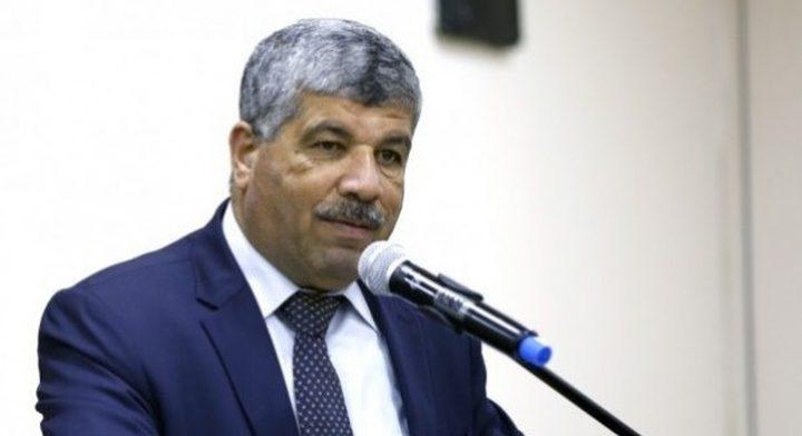 عساف:سنتصدى لكافة اجراءات الاحتلال الرامية للاستيلاء على جبل صبيح
