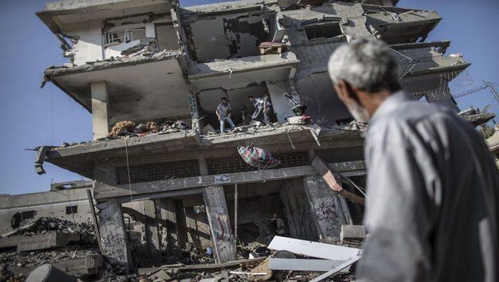 الأونروا تعلن بدء عملية إعادة إعمار منازل اللاجئين المدمرة بغزة