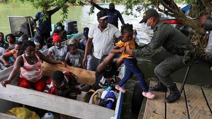 """""""اليونيسف"""": 19 ألف طفل عبروا أحراشا خطيرة في هجرتهم إلى أمريكا"""