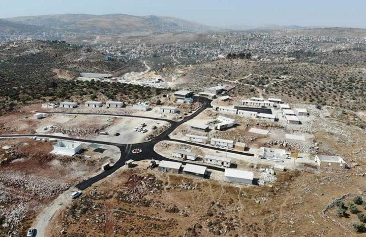 """توقعات بموافقة بينت وغانتس على البناء في مستوطنة """"أفيتار"""""""