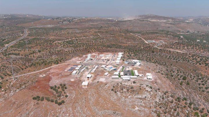 """الاحتلال يصنّف 60 دونمًا من """"جبل صبيح"""" بأنها إسرائيلية"""