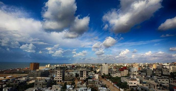 حالة الطقس:  تتأثر البلاد بحالة من عدم الاستقرار الجوي