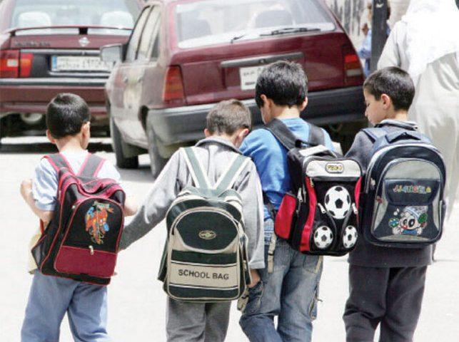 بيت لحم: تعليق الدوام في مدارس المحافظة بعد الحصة الرابعة