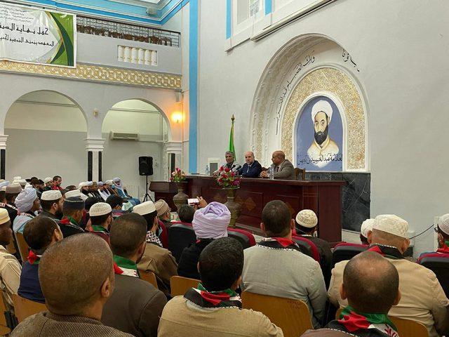 الهباش يدعو الأئمة والدعاة إلى نشر الوعي بأهمية المسجد الأقصى