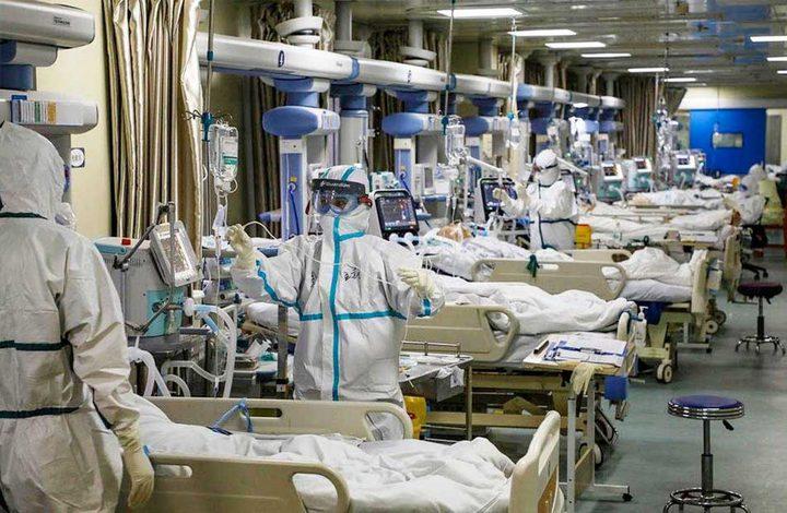 """الصحة: 15 وفاة و756 إصابة جديدة بفيروس """"كورونا"""""""