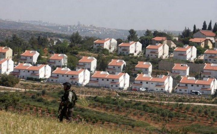 سلطات الاحتلال تخطر بالاستيلاء على عشرات الدونمات قرية ياسوف