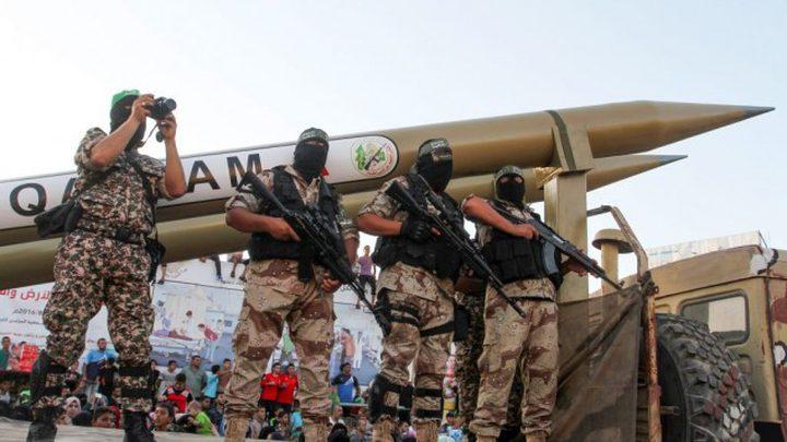 تقرير إسرائيلي يكشف عن حجم قوة حماس العسكرية في لبنان