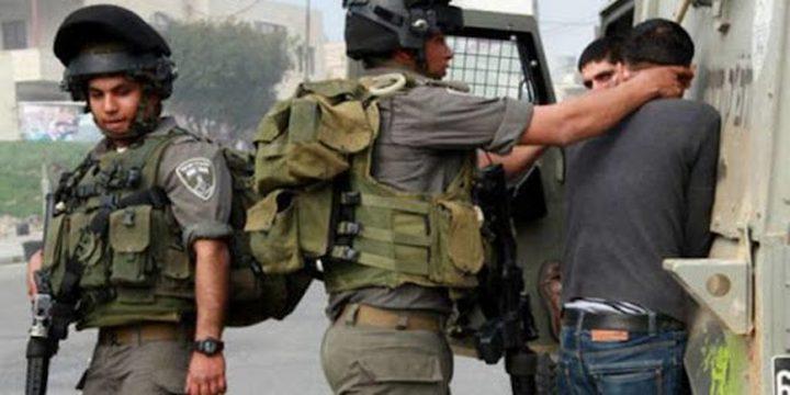 الاحتلال يعتقل شابين من قباطية وميثلون جنوب جنين