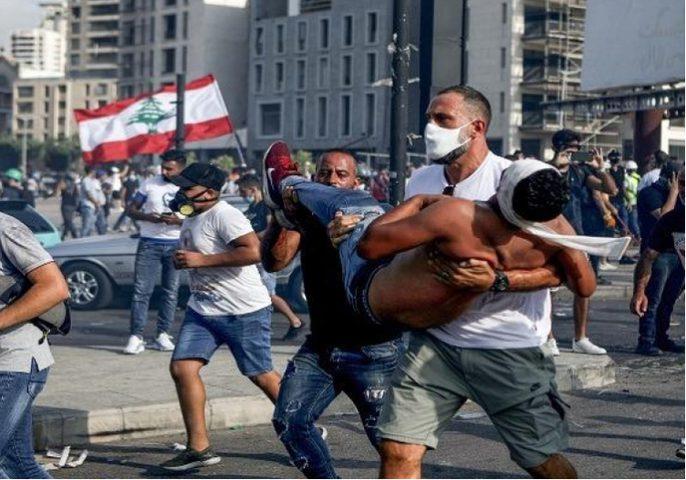 بيروت: ارتفاع حصيلة احداث الطيونة إلى 6 قتلى وأكثر من 60 جريحاً